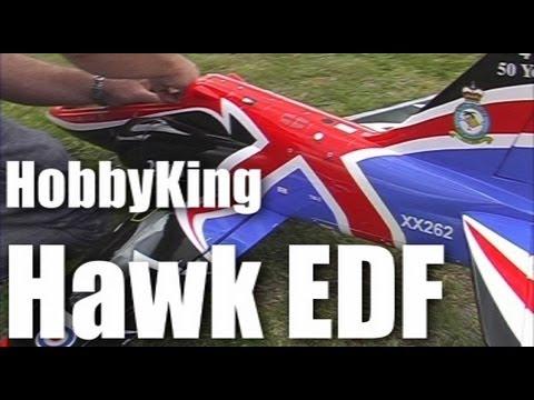HobbyKing Hawk EDF RC plane maiden flight - UCQ2sg7vS7JkxKwtZuFZzn-g