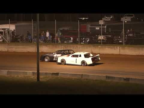 04/23/21 Road Warrior Feature Race - Oglethorpe Speedway Park - dirt track racing video image