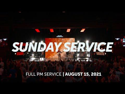 August 22, 2021  Sunday PM Service  Bethel Church