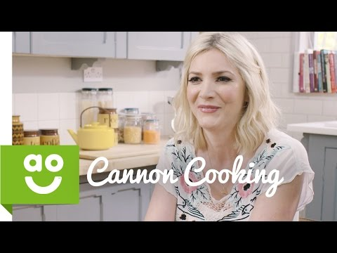 Cannon's Intelligent Cooking with Lisa Faulkner | ao.com