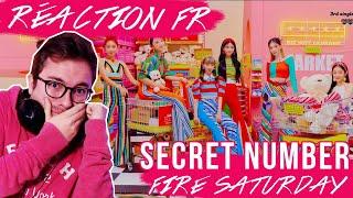 Vidéo de Monsieur Parapluie sur Fire Saturday par Secret Number