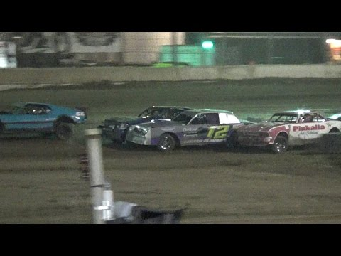 Wilmot '17 - Street Stock Feature From May 13, 2017 - dirt track racing video image
