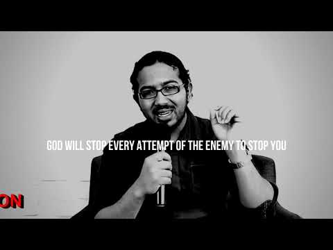 GOD WILL STOP EVERY ATTEMPT OF THE ENEMY TO STOP YOU, Daily Promise and Powerful Prayer