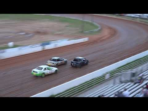 05/21/21 Amateur 4 Heat and Feature Race - Oglethorpe Speedway Park - dirt track racing video image