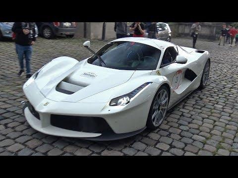$3.0 Million Ferrari LaFerrari – Lovely Exhaust Sounds!
