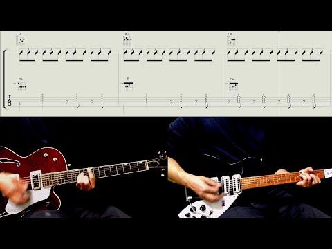 Guitar TAB : All My Loving - The Beatles