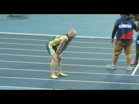 Team SA Paralympics 2016| Sasol Highlights Package | Hilton Langenhoven Silver Medal