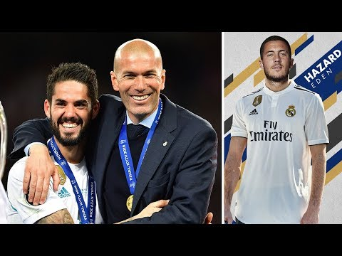 How Real Madrid could line up next season with Zidane - Oh My Goal - UCoNoB5_bbbmvVrlOoePltSA