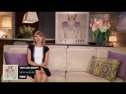 Taylor Swift on TouchTunes