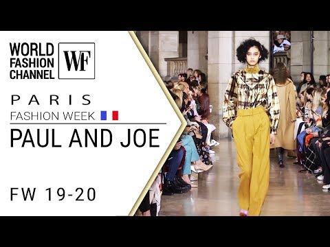 Paul and Joe Fall-winter 19-20 Paris fashion week