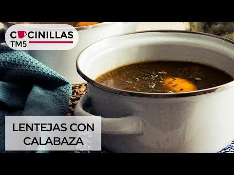 Lentejas con Calabaza | Recetas Thermomix