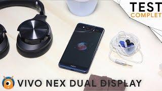 Vidéo-Test : Test : Vivo Nex Dual Display - Original mais une expérience particulière - Phonedroid