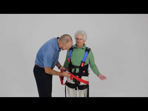 Unweighing Harness – Add Pelvic Support