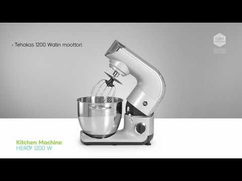 Hero Kitchen Machine 1200w