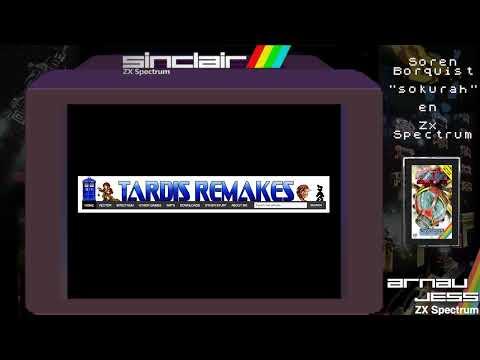 Sorensen Borquist (Tardis Remakes) en Zx Spectrum