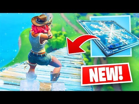 NEW Epic FREEZE Trap in Fortnite! *Pro Fortnite Player* // 1,500 Wins (Fortnite Live Gameplay) - UC2wKfjlioOCLP4xQMOWNcgg