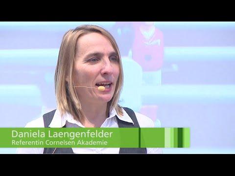 Stimmlich fit für den Unterricht? Vortrag mit Daniela Laengenfelder von der Cornelsen Akademie