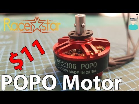 Racerstar BR2306/2205 POPO Motors Overview & Bench Test - UCOs-AacDIQvk6oxTfv2LtGA
