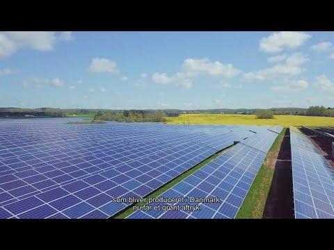 Chr. Hansen uses 100% green electricity in Denmark (DK)