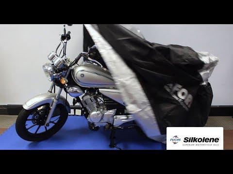 Slik klargjør du motorsykkelen for vinterlagring