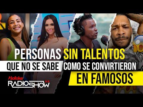 PERSONAS SIN TALENTOS QUE NO SE SABE COMO SE CONVIRTIERON EN FAMOSOS (LOS HUEVOS DE RONNY)