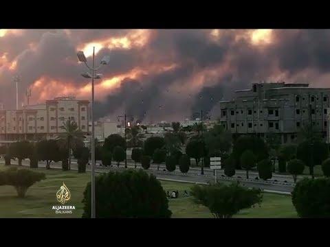 Svjetske sile pozivaju na smirenost i oprez nakon napada na S. Arabiju