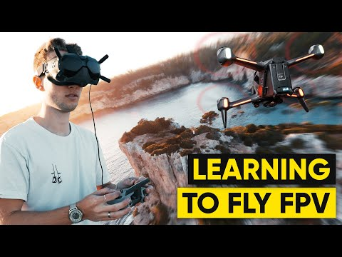 Learning To Fly The DJI FPV DRONE! (From Zero) - UCqYuzgSCEl0IqWKxC8T4Gmg