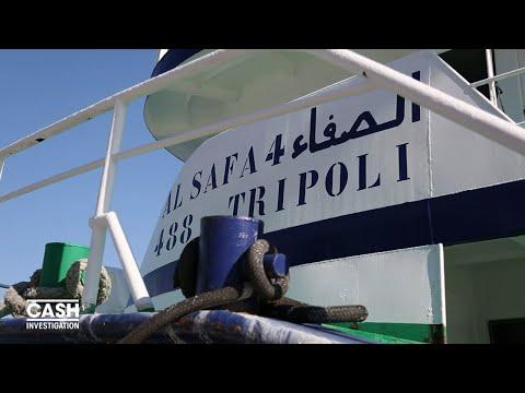 nouvel ordre mondial | De mystérieux bateaux de pêche libyens dans le port de Sète … (Extrait 4)