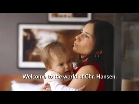 Welcome to the world of Chr. Hansen (30sec/SoMe)