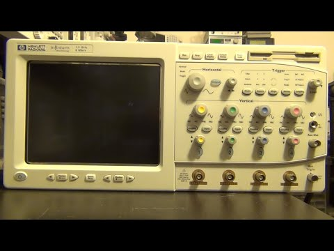 TSP #81 - Teardown & Repair of an Agilent 54845A 1.5GHz 8GS/s Infinium Oscilloscope - UCKxRARSpahF1Mt-2vbPug-g