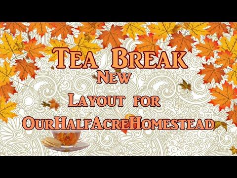 Tea Break! A New OHAH Layout