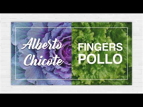 FINGERS DE POLLO por ALBERTO CHICOTE