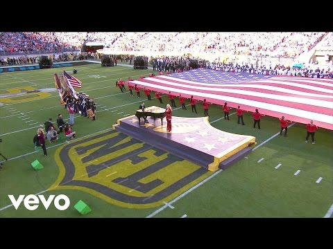Lady Gaga - Star-Spangled Banner (Live at Super Bowl 50) - UC07Kxew-cMIaykMOkzqHtBQ