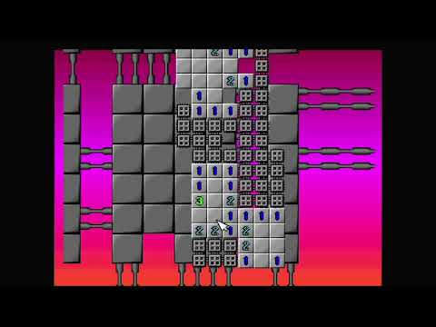 SweepOut (2018) | Preview Beta 2 | AudioComentado | Amiga | Homebrew World