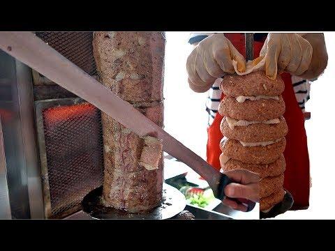 Turkish Doner Kebap Mere Ground Beef Simple Minced Doner - UC7ow90uYlS9myGFWrmcvqIg