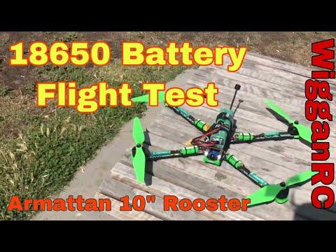 Long Range 18650 Battery Build Flight Video - UCvM1UL_2stBk0j-9Y8BjasA