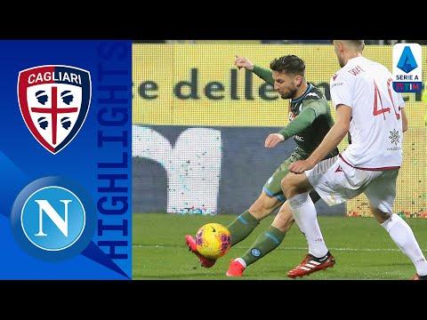 Cagliari 0-1 Napoli | Dopo 4 mesi Il Napoli vince senza goal subiti | Serie A TIM