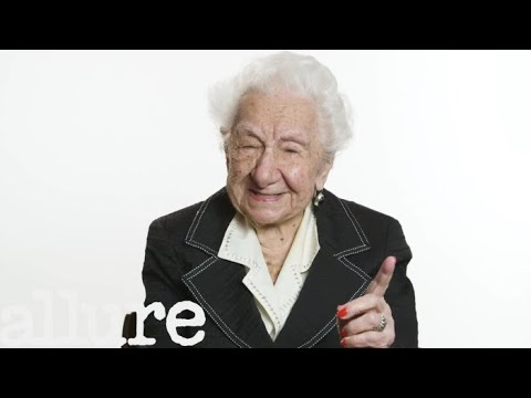 How to Love What You Do, According to 100-Year-Olds | Allure