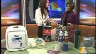 World's Best Cat Litter featured on WBAL-TV 11 News: A Guide to Detoxing Your Home