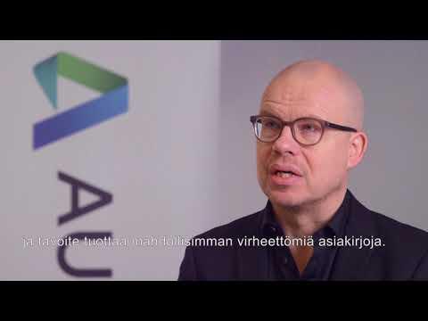 BIM rakennussuunnittelussa - Arkkitehtitoimisto Petri Rouhiainen Oy (FI)