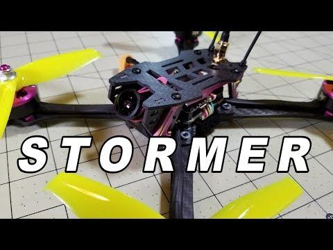 Furibee Stormer FPV Racing Drone Review  - UCnJyFn_66GMfAbz1AW9MqbQ