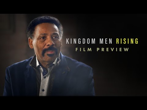 Kingdom Men Rising with Tony Evans, Priscilla Shirer, Jon Kitna, Tim Brown, and more - Film Preview