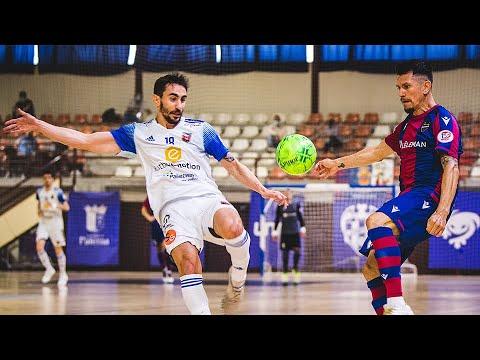 Levante UD FS - Fútbol Emotion Zaragoza Jornada 34 Temp 2020-21