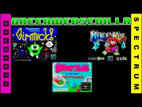 Greenwebsevilla - Homebrew Spectrum