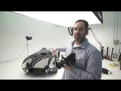 Mike Miller's Photography Workshop at the Petersen Museum (w/Samy's Camera, Phase One & Profoto)