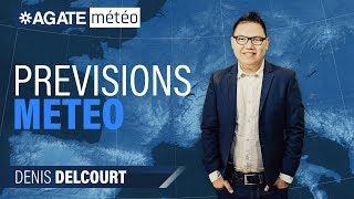 Météo France du 20 Juillet 2019