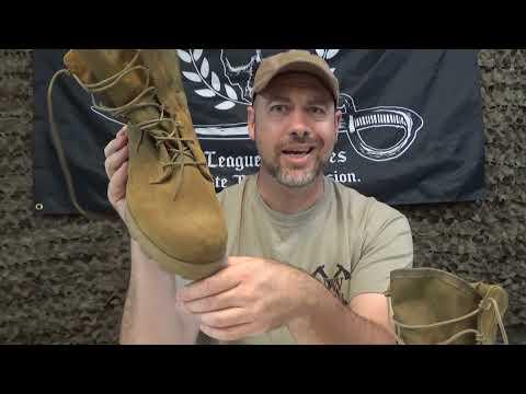 Altama PRO-X Jungle boots follow up part 1