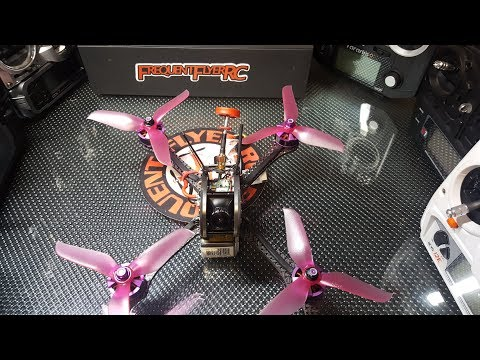 Furibee X215 Outdoor Test Flight LOS - UCNUx9bQyEI0k6CQpo4TaNAw