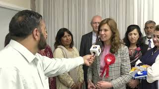 Geo News Special – Muslim Urged To Vote For European Elections