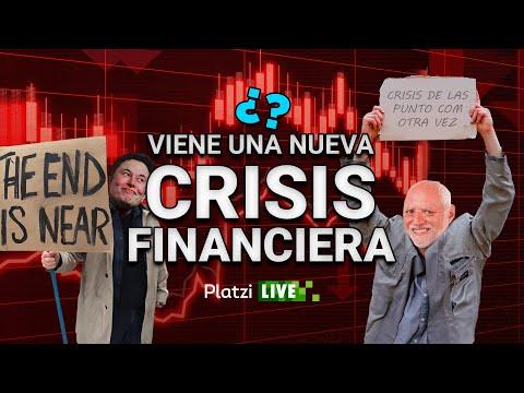 ¿Viviremos una nueva crisis financiera?